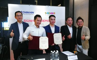 Chin Hin partners education service provider for 8th & Stellar project