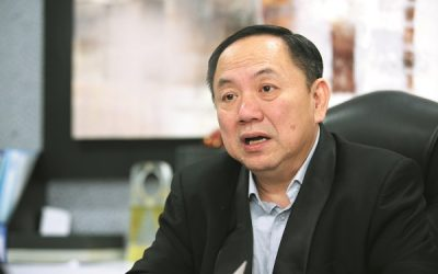 Chiau sees potential in Chin Hin Group Property