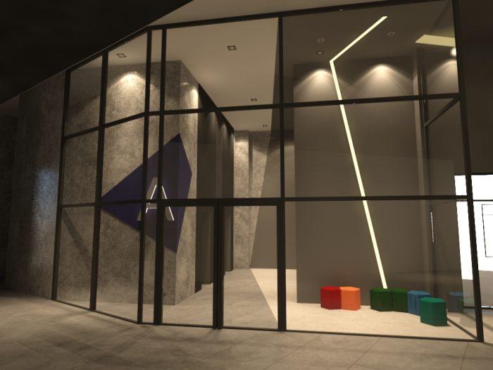 Lift Lobby R12 - 001